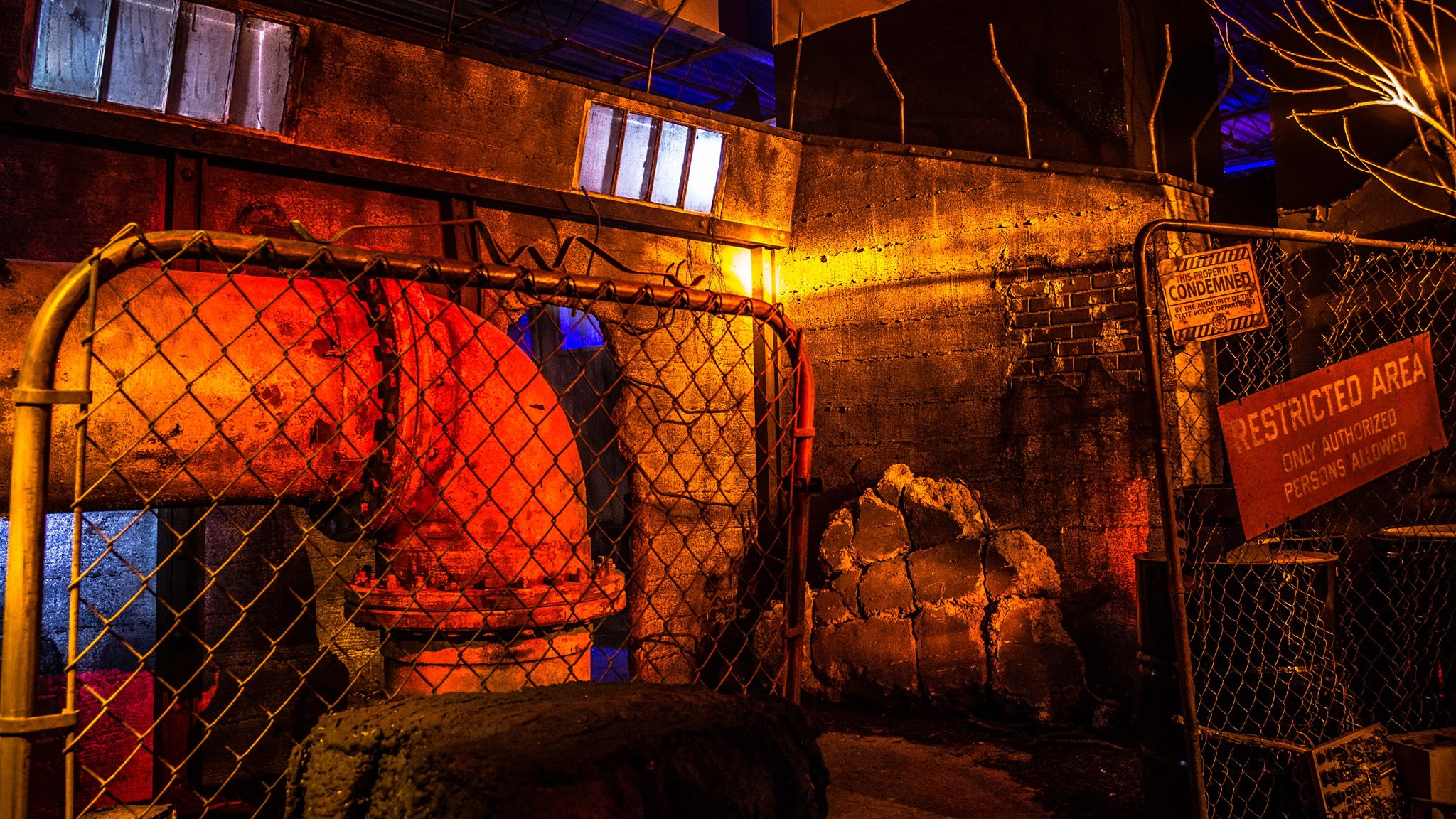 Reign of Terror Haunted House Review
