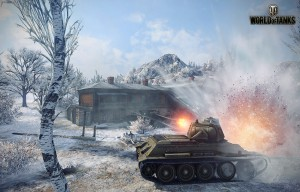World of Tanks Named an Official WCG 2013 Discipline