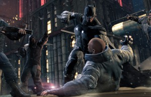 Batman: Arkham Origins Initiation Trailer