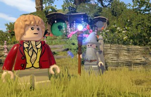 LEGO The Hobbit Announced