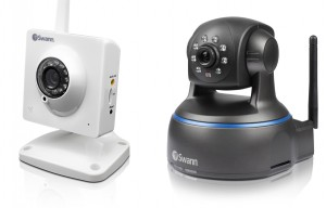 Swann Unveils New High-Definition Network Security Cameras