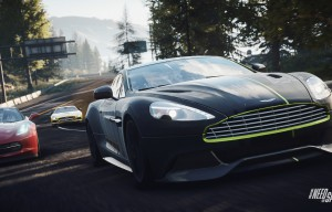 Need for Speed Rivals Now A PS4 Launch Title