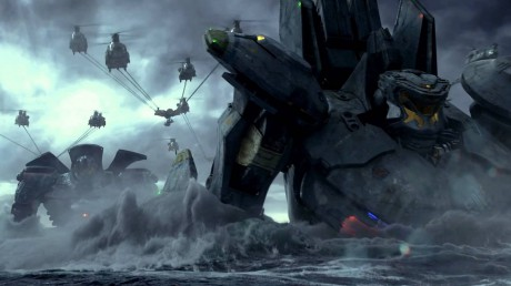 Pacific Rim Blu-ray Review (Movies)