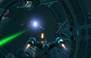 Galactic Starfighter Early Access on Now