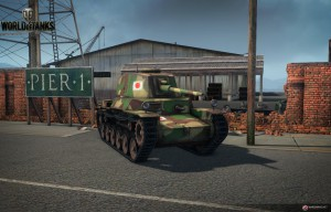 Japan Unveiled in World of Tanks Update 8.10