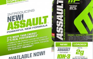 MusclePharm Assault New Formula Review