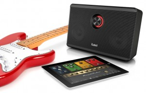 IK Multimedia Unveils iLoud Portable Stereo Speaker