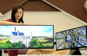 LG Unveils Two New 21×9 Monitors for CES 2014
