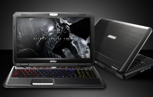 MSI Launches Gaming Notebooks with 3K Displays