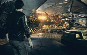 Quantum Break VGX 2013 Gameplay Trailer