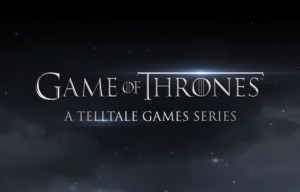 Telltale Games Game of Thrones VGX 2013 Reveal Trailer