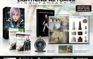 Final Fantasy XIII Lightning Returns Collector's Edition Announced