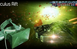 Starpoint Gemini 2 Announces Oculus Rift Support