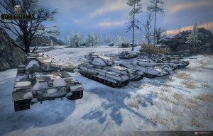 World of Tanks Update 9.5 Brings the British