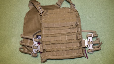 Ares Armor Derma Plate Carrier Review (Airsoft)