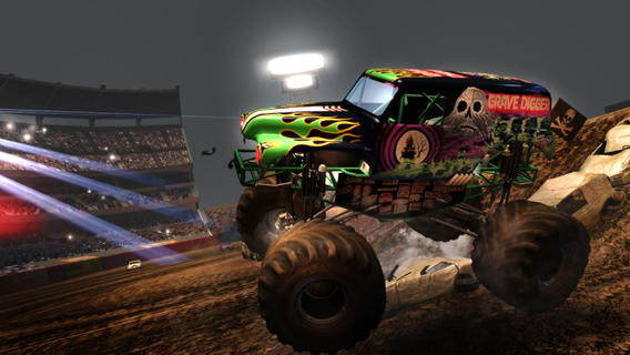 monster jam review ios gamingshogun. Black Bedroom Furniture Sets. Home Design Ideas