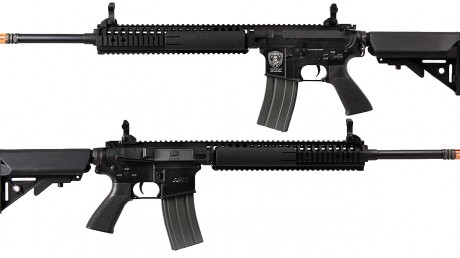 AEX Warfighter DMR Airsoft Electric Gun Review