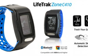 LifeTrak Zone C410 Fitness Watch Review