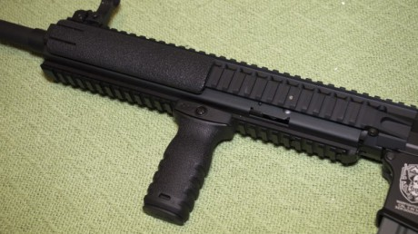 MFT REACT Short Grip Review (Airsoft)