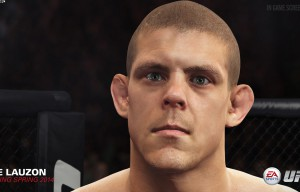 EA Sports UFC: In-Game Roster Screenshots