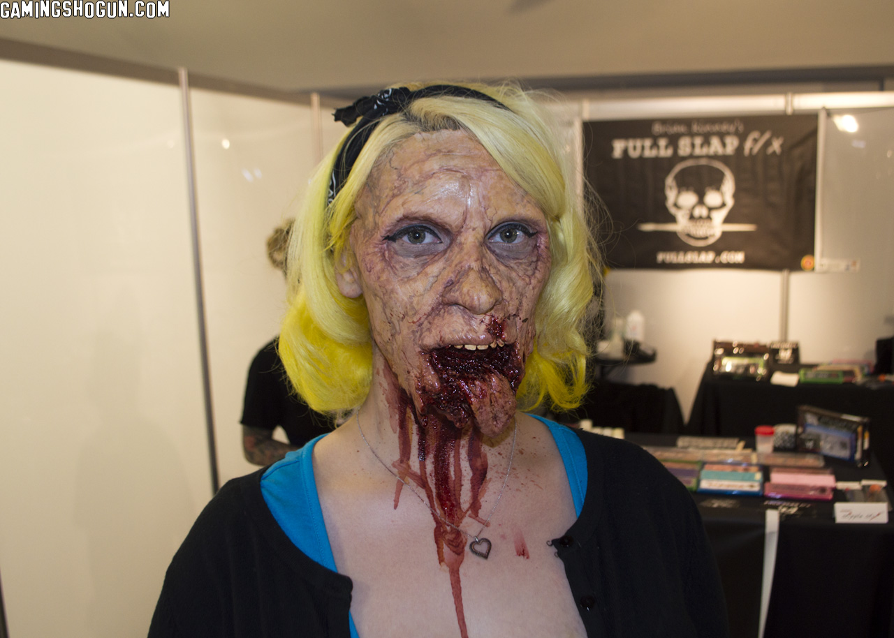 The Makeup Show LA 2014 Photo Gallery