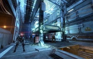 Titanfall's Upcoming War Games Map Gets Screenshots