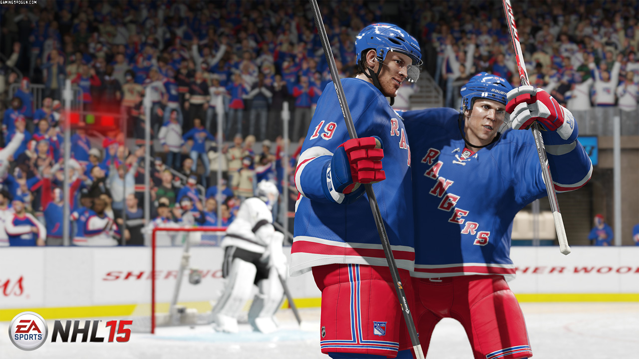 EA Sports NHL 15 Release Date and Gameplay Trailer