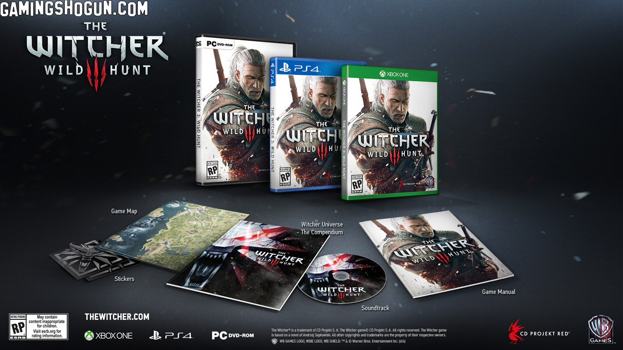 Witcher 3 release date in Melbourne