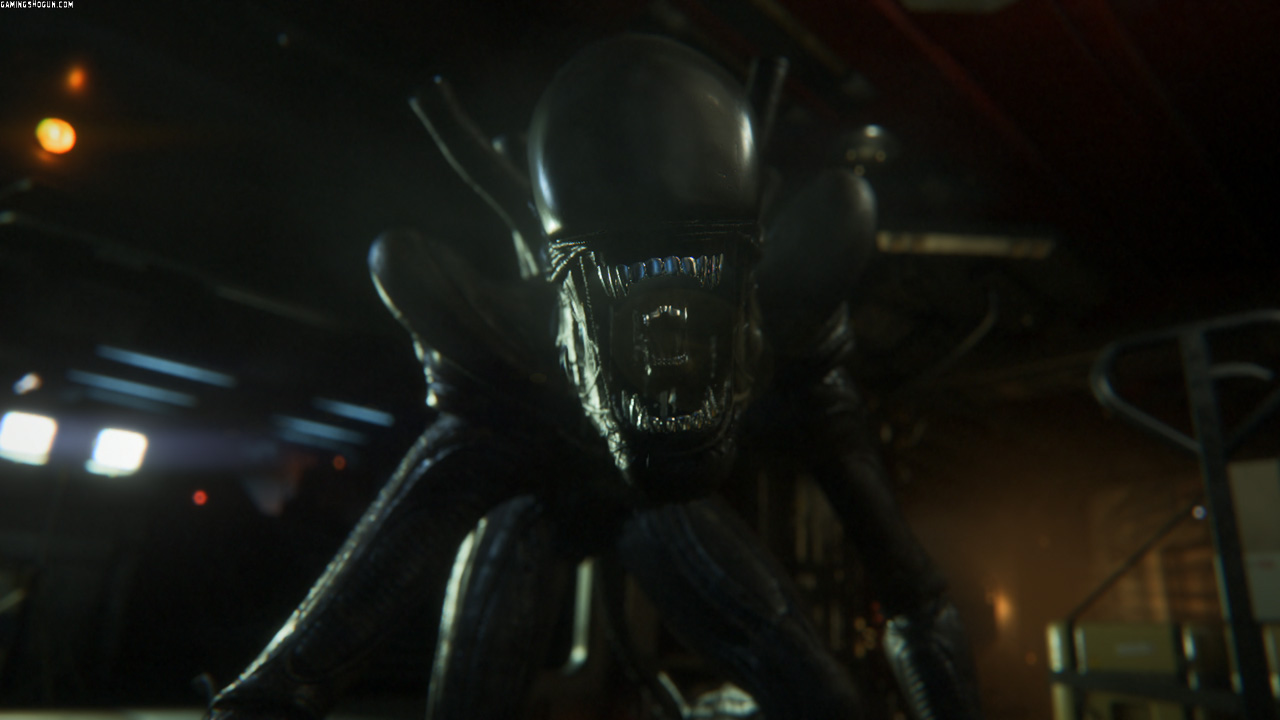 Alien: Isolation Screenshots from Day 3 of E3