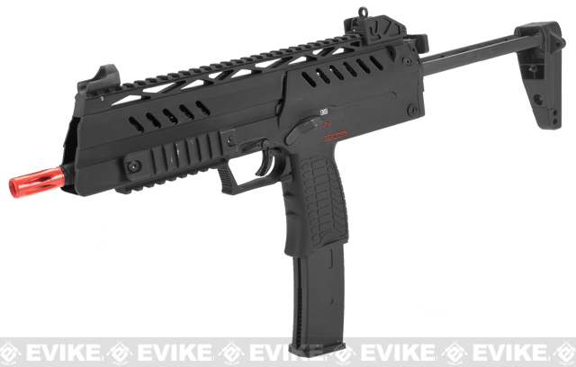WE-Tech SMG-8 Airsoft Sub-Machine Gun Review (Airsoft)