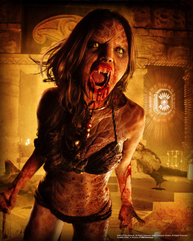 From Dusk Till Dawn Announced as Horror Nights Maze