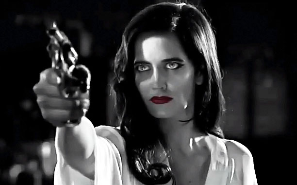 Sin City: A Dame to Kill For Comic-Con 2014 Red Band Trailer