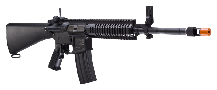 Elite Force 4CRL AEG Airsoft Gun Review