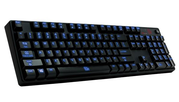 Tt eSPORT Poseidon Z Illuminated Gaming Keyboard Review