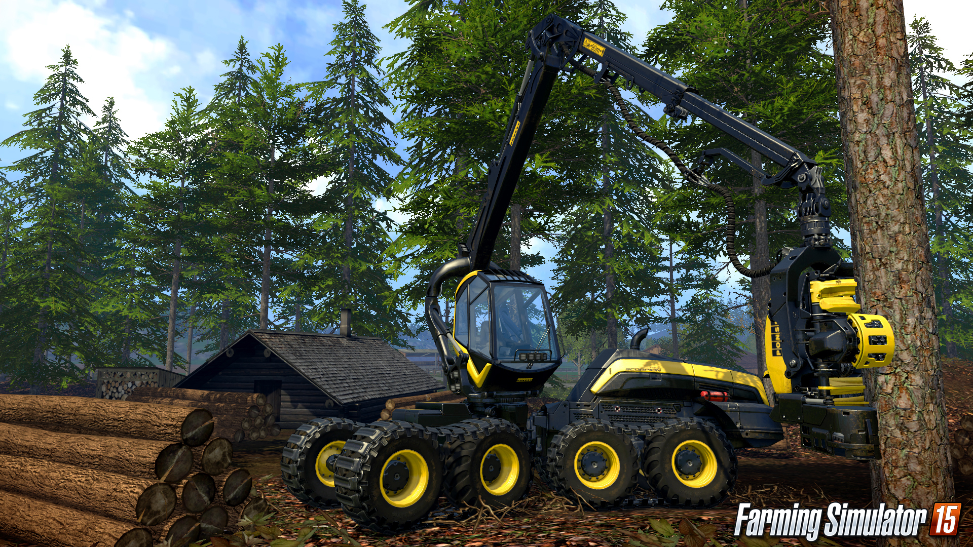 Farm Farming Simulator Farming Simulator 15