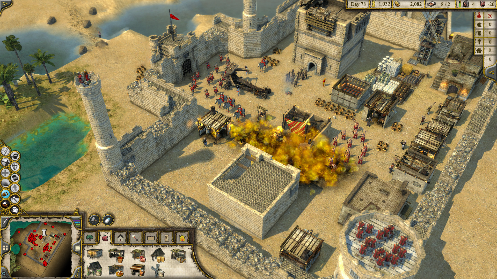 Stronghold: Crusader II – A Review (PC)
