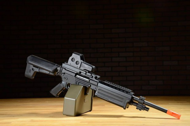 Krytac Trident LMG Limited Edition Airsoft Gun Review