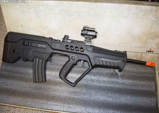 Elite Force IWI Tavor TAR-21 Elite Airsoft AEG Rifle Review