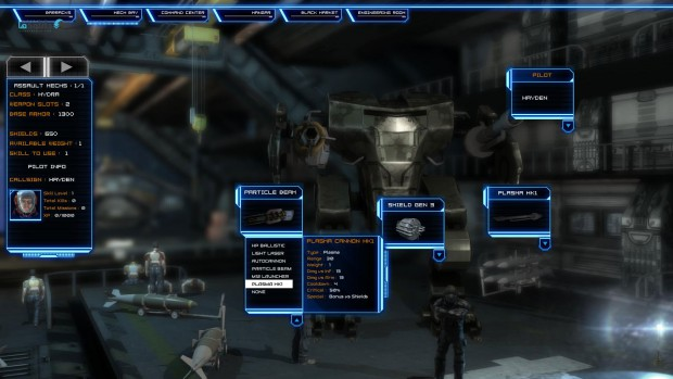 Mechs And Mercs: Black Talons (PC/Steam)