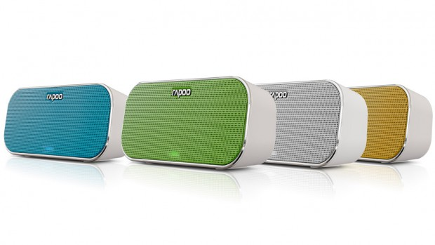 Rapoo A500 Bluetooth Speaker – A Review