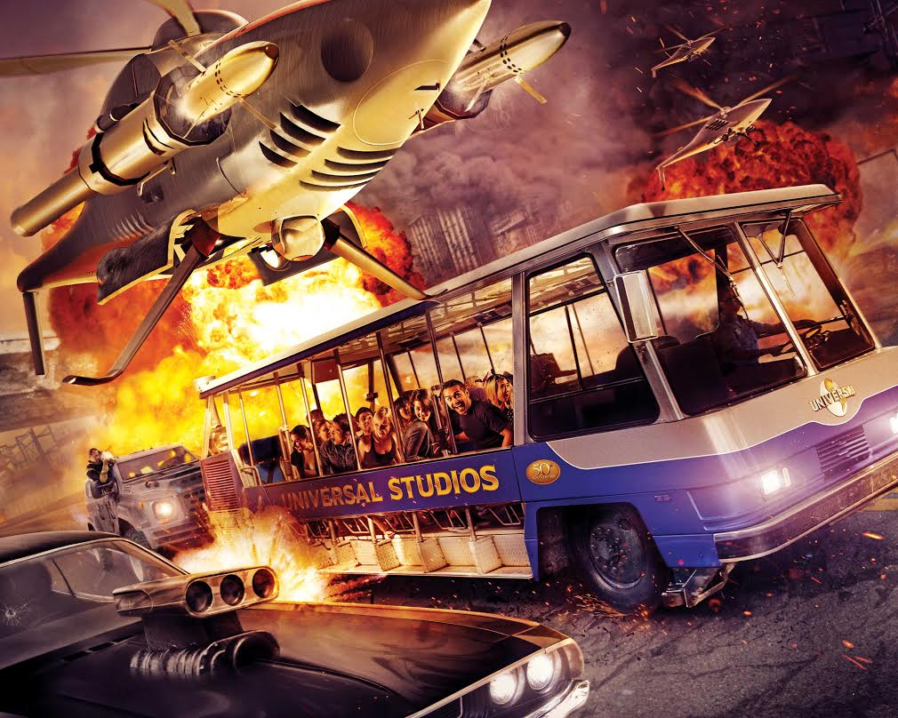 Fast & Furious Supercharged First-Look Video