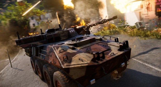 Just Cause 3 E3 2015 Gameplay Trailer Released