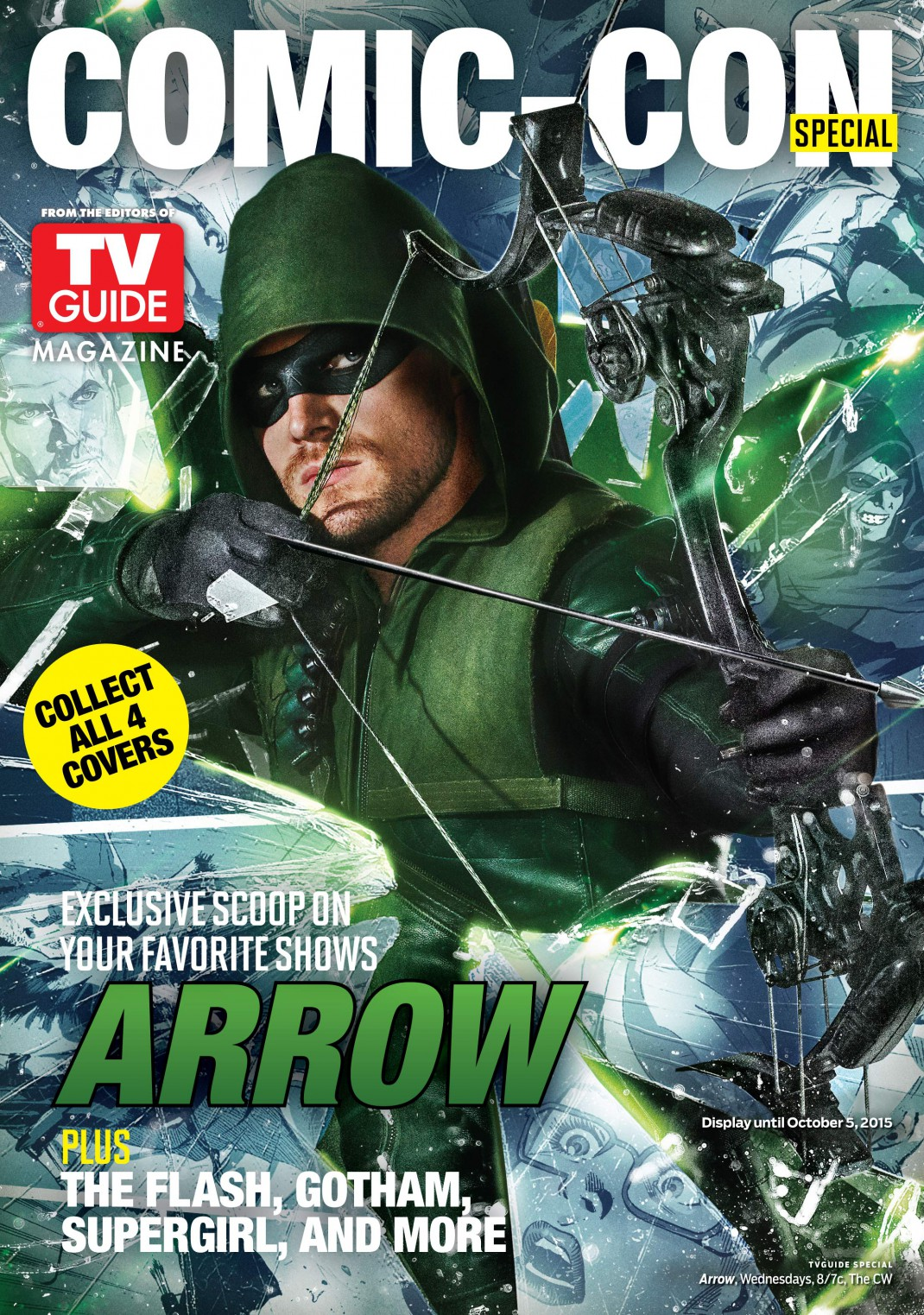 Arrow TV Listings, TV Schedule and Episode Guide | TV Guide