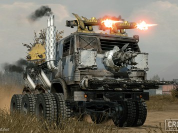 Gaijin Entertainment's Crossout Screenshot
