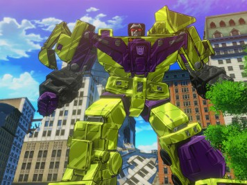 Transformers Devastation Screenshot Image