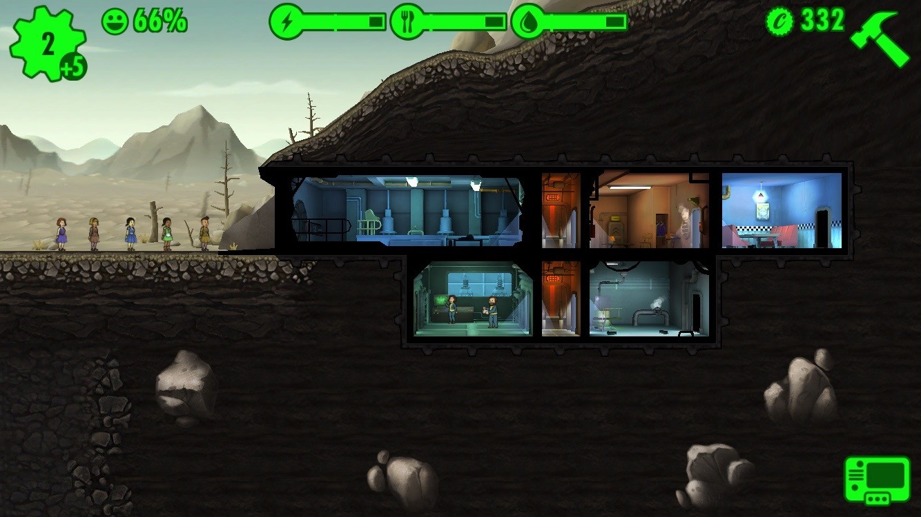 Fallout shelter play now - ccd
