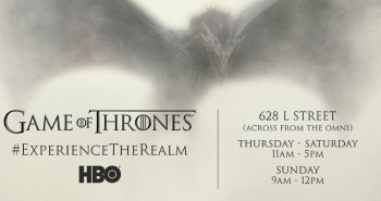 Game of Thrones Experience the Realm at San Diego Comic-Con