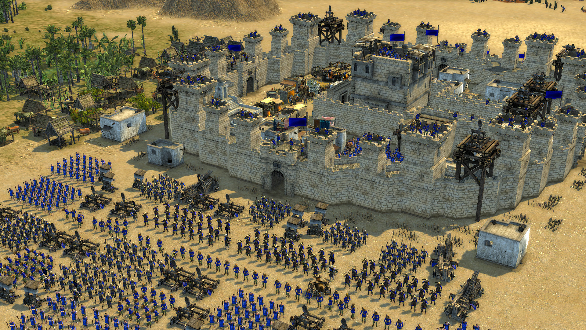 stronghold crusader 2 gamingshogun