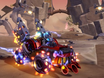 SKYLANDERS SUPERCHARGERS at San Diego Comic-Con Image