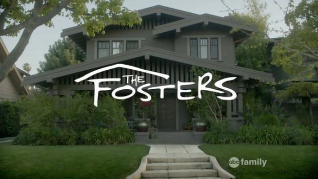 ABC The Fosters Title Image